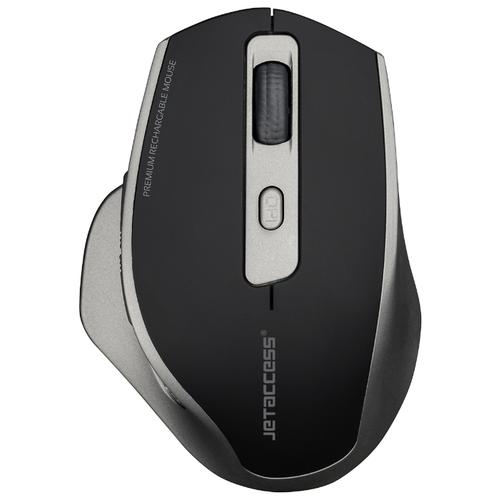 Беспроводная мышь Jet.A OM-R250G USB черный мышь беспроводная jet a comfort om u36g чёрный usb