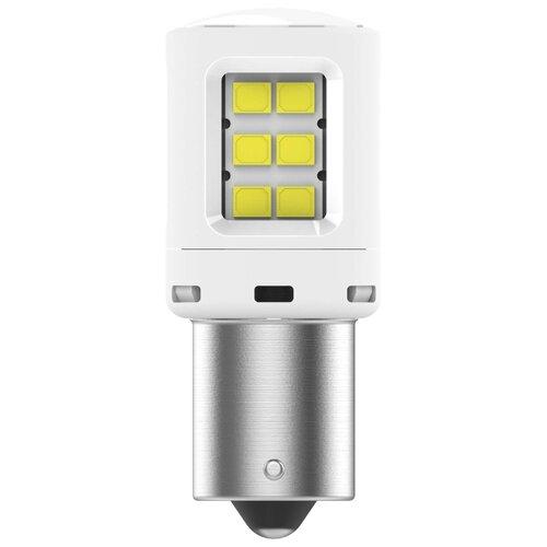 Лампа автомобильная светодиодная Philips 11498ULWX2 P21W 12V 2W 2 шт. лампа philips p21w 12v 24v 2w ba15s led white 2 шт 11498ulwx2