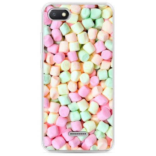 Чехол-накладка Case Place силиконовый с рисунком для Xiaomi Redmi 6A (34150) marshmallows marshmallows