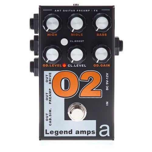 AMT Electronics Предусилитель O2 Legend Amps 2 1 шт.