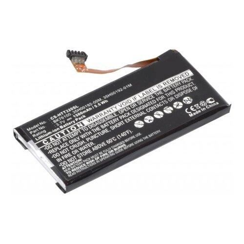 Аккумулятор Cameron Sino CS-HTT320SL для HTC One V недорого