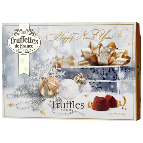 Набор конфет Chocmod Truffettes de France «Fancy» 500 г зефир truffettes de france в