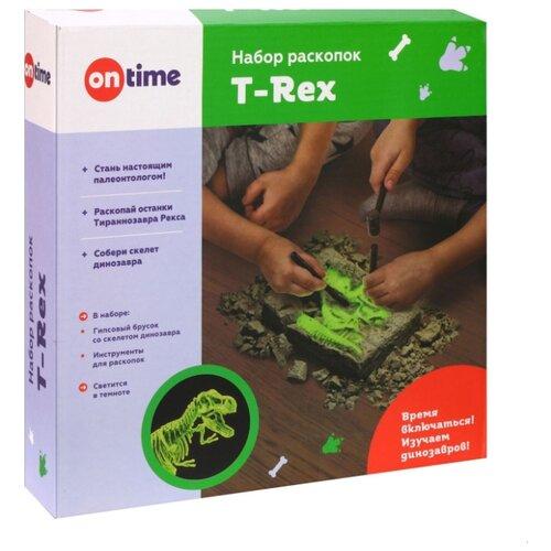 Купить Набор для раскопок On Time Т-Rex, Наборы для исследований