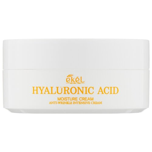 Купить Ekel Moisture Cream Hualuronic Acid Увлажняющий крем для лица с гиалуроновой кислотой, 100 г