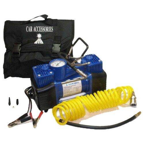 Автомобильный компрессор МАЯКАВТО AC620ma черный/синий