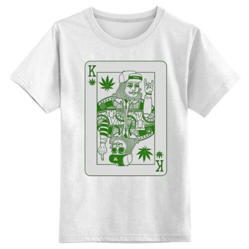Футболка Printio размер 2XS, белый, Футболки и майки  - купить со скидкой