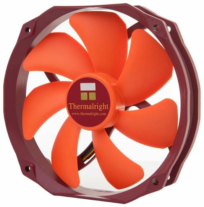Вентилятор для корпуса Thermalright TY-143 — цены на Яндекс.Маркете
