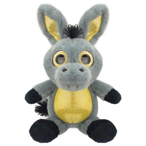 Мягкая игрушка Wild Planet Большой ослик 25 см.
