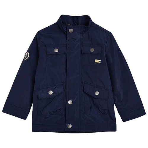 Купить Ветровка Mayoral размер 128, 008 синий, Куртки и пуховики