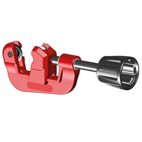 Фото - Роликовый труборез Zenten Basick+ (7330-3) 3 - 30 мм красный роликовый труборез zenten basick 7330 3 3 30 мм красный