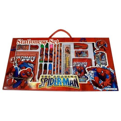 Купить ABC-Baby Набор для творчества Человек-паук с кошельком (JX8012), Наборы для рисования