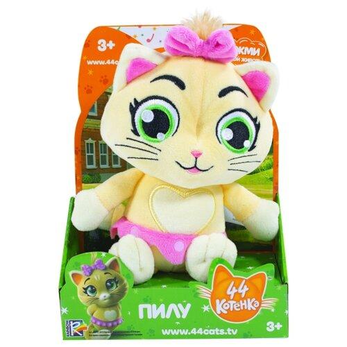 Купить Мягкая игрушка 44 Котенка Пилу 20 см, Мягкие игрушки