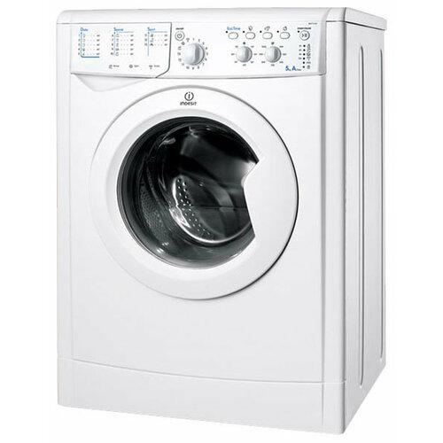 Фото - Стиральная машина Indesit IWSC 5105 стиральная машина indesit iwsc 6105 cis