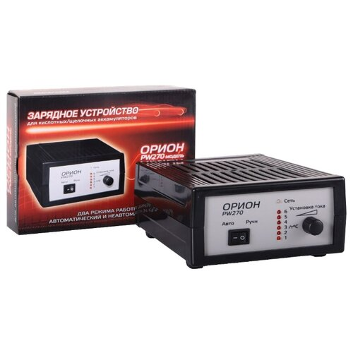 цена на Зарядное устройство ОРИОН PW270 черный