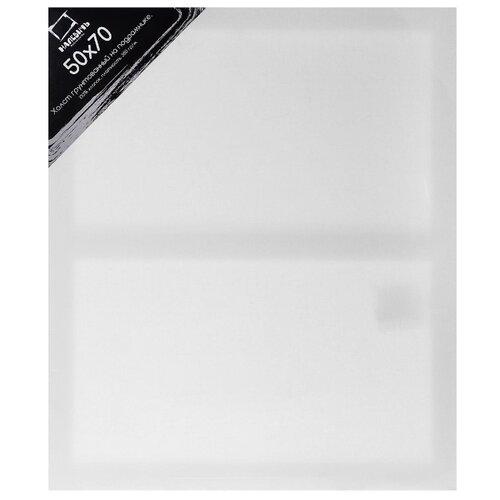 Холст Малевичъ на подрамнике 50x70 см (215070) малевичъ пенал скрутка для кистей на короткой и средней ручке оливковый