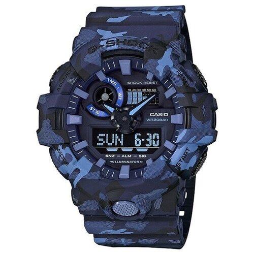 Наручные часы CASIO GA-700CM-2A casio часы casio ga 110nc 2a коллекция g shock