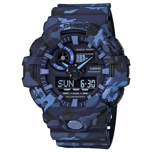 Наручные часы CASIO GA-700CM-2A casio casio ga 700 2a