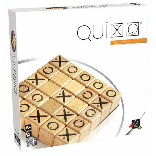 Настольная игра Gigamic QUIXO gigamic настольная игра quixo mini