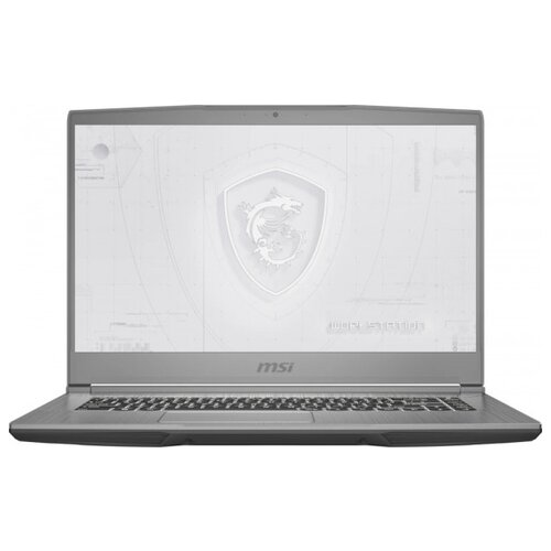 "Ноутбук MSI WF65 10TI-290RU (Intel Core i7 10750H 2600MHz/15.6""/1920x1080/16GB/256GB SSD/1000GB HDD/DVD нет/NVIDIA Quadro T1000 4GB/Wi-Fi/Bluetooth/Windows 10 Pro) 9S7-16R424-290 carbon grey"