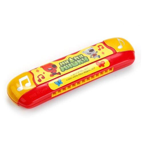 Играем вместе губная гармошка Мимимишки B323587-R5 красный/желтый