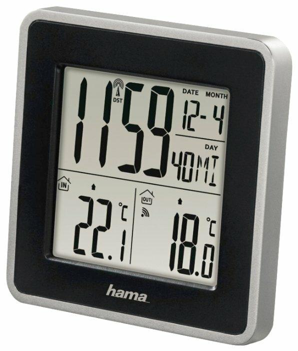 Метеостанция HAMA EWS Intro фото 1
