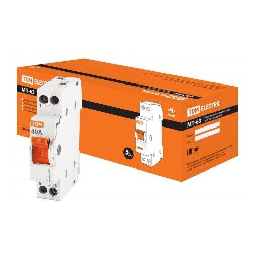 Модульный переключатель TDM ЕLECTRIC SQ0224-0007 электронный пускорегулирующий аппарат дроссель tdm eb t8 236 ea2с sq0339 0007