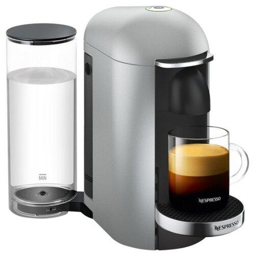 Кофемашина Nespresso GCB2 Vertuo Plus C серебристый