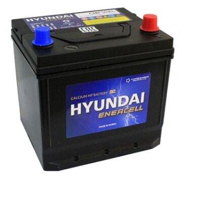 Автомобильный аккумулятор HYUNDAI Enercell CMF50AL