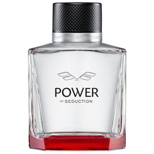 Туалетная вода Antonio Banderas Power of Seduction, 100 мл туалетная вода antonio banderas queen of seduction women edt 50 мл женская