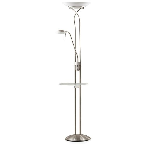 Торшер со столиком Odeon light Axton 2486/F 340 Вт цена 2017