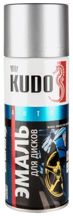KUDO аэрозольная Эмаль для дисков