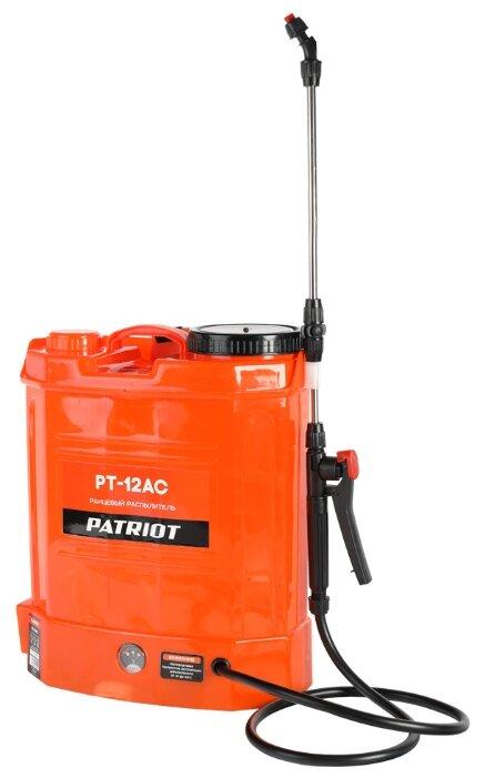 Аккумуляторный опрыскиватель PATRIOT PT-12AC