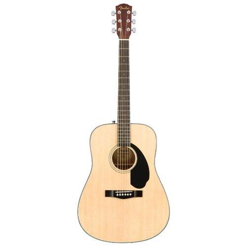 Вестерн-гитара Fender CD-60S Natural