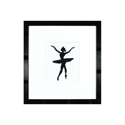 Купить Набор для вышивания LANARTE №003, PN-0008133 (35064) Балерина 11.5х14.5см, Наборы для вышивания