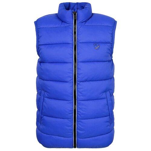 Купить Жилет Mayoral размер 110, 055 синий, Куртки и пуховики