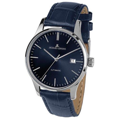 Фото - Наручные часы JACQUES LEMANS 1-2073D наручные часы jacques lemans 1 2099f