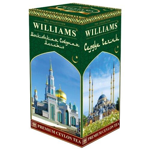 Чай черный Williams Mosque of Russia , 200 г чай зеленый williams heraldic