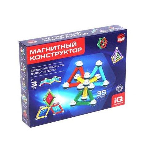 Магнитный конструктор UNICON Magical Magnet 1387370 Необычные фигуры