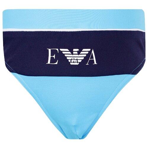 Плавки EMPORIO ARMANI размер 68, голубой emporio armani плавки
