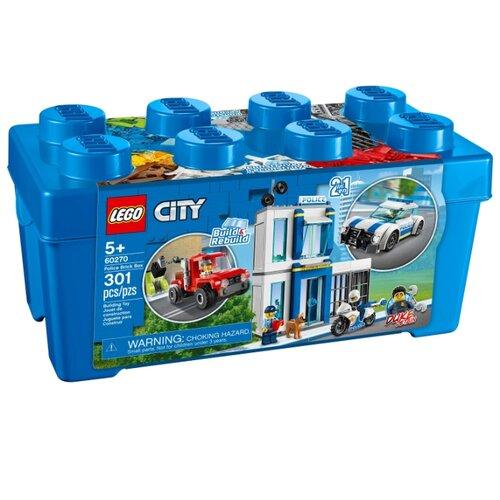 Конструктор LEGO City 60270 Набор кубиков «Полиция»