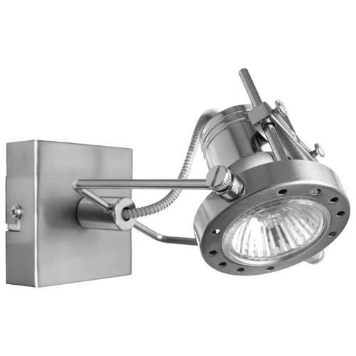 Спот Arte Lamp Costruttore A4300AP-1SS arte lamp светильник спот artelamp a7005ap 1ss