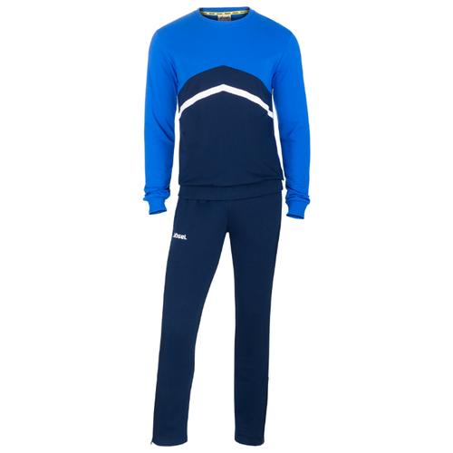 Спортивный костюм Jogel размер XS, темно-синий/синий/белый