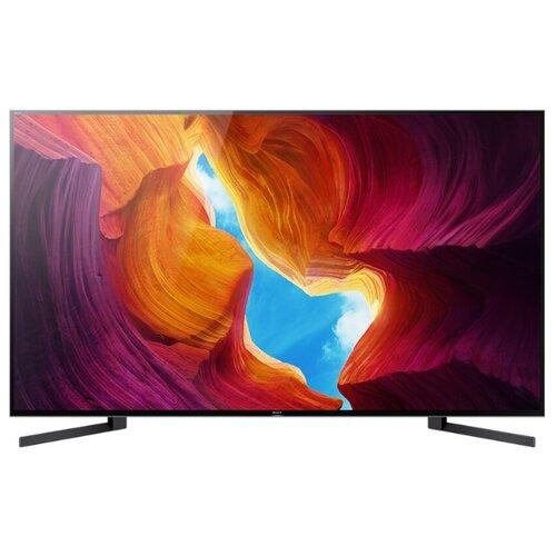 Фото - Телевизор Sony KD-85XH9505 84.6 (2020) черный/серый телевизор