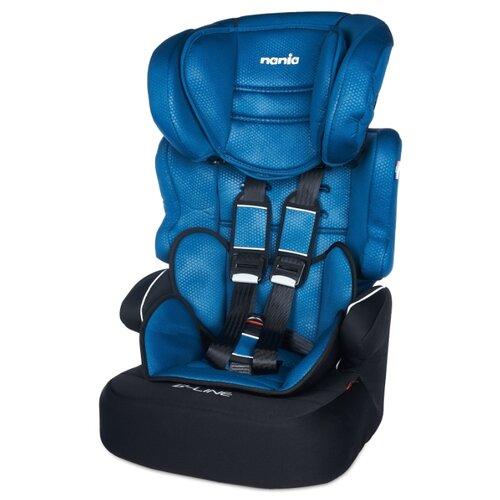 Автокресло группа 1/2/3 (9-36 кг) Nania Beline SP LX, blue автокресло nania beone sp fst pop black 489901