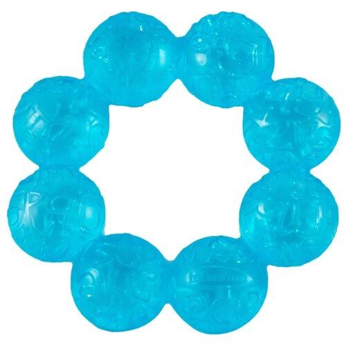 Купить Прорезыватель Infantino С водой голубой, Погремушки и прорезыватели