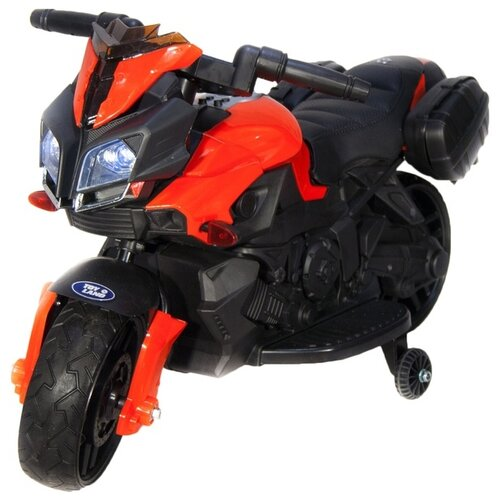 Купить Toyland Мотоцикл Minimoto JC919, красный, Электромобили