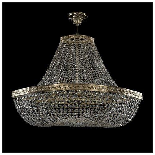 Люстра Bohemia Ivele Crystal 1928 19283/H1/90IV G, E14, 640 Вт bohemia ivele crystal 1928 55z g