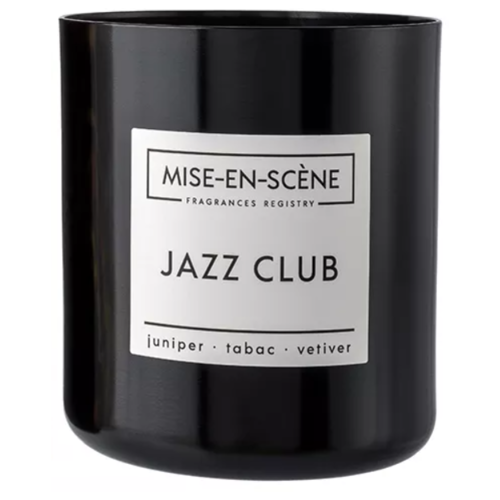 Свеча Ambientair Mise En Scene Jazz club (VV050CDMS) черный