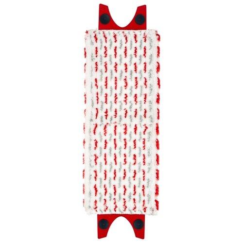 Насадка Vileda Ultramax 155747/121230 белый/красный насадка для швабры vileda ultramax 40 10 см