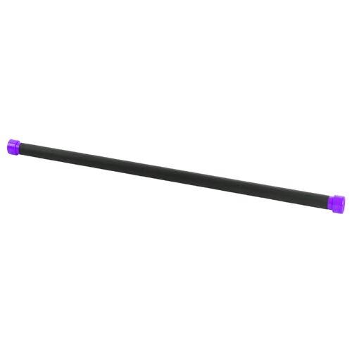 Гимнастическая палка START UP NT18059 8 кг фиолетовый/черный недорого
